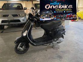 ONEBIKE รับซื้อรถมอเตอร์ไซค์VESPA