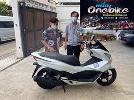 ONEBIKE รับซื้อรถมอเตอร์ไซค์PCXมือสอง