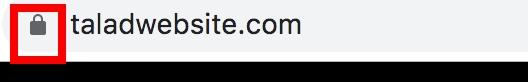 เว็บไซต์มีความปลอดภัย